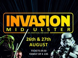 Invasion Mid Ulster II